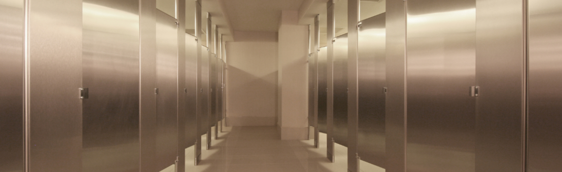 Commercial Bathroom Toilet Partitions Stalls Compartments - Commercial bathroom stall dividers
