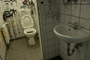 Restroom Vandalism: 3 Tips for Prevention/Cleanup