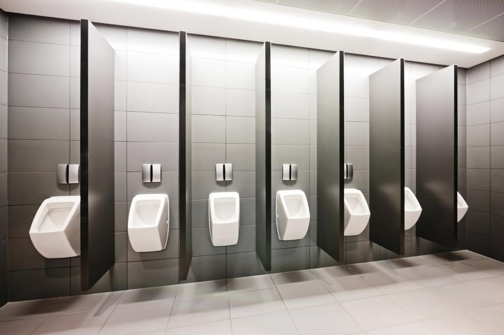 How to Choose Urinal Partitions for your Public Restroom ...