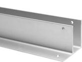 Full Height Aluminum Panel, Pilaster, Screen One Ear Bracket