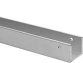 Full Height Aluminum Panel / Screen 'U' Bracket