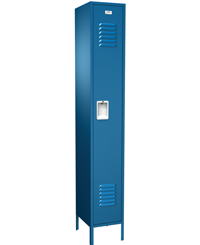 Single Tier Traditional Locker