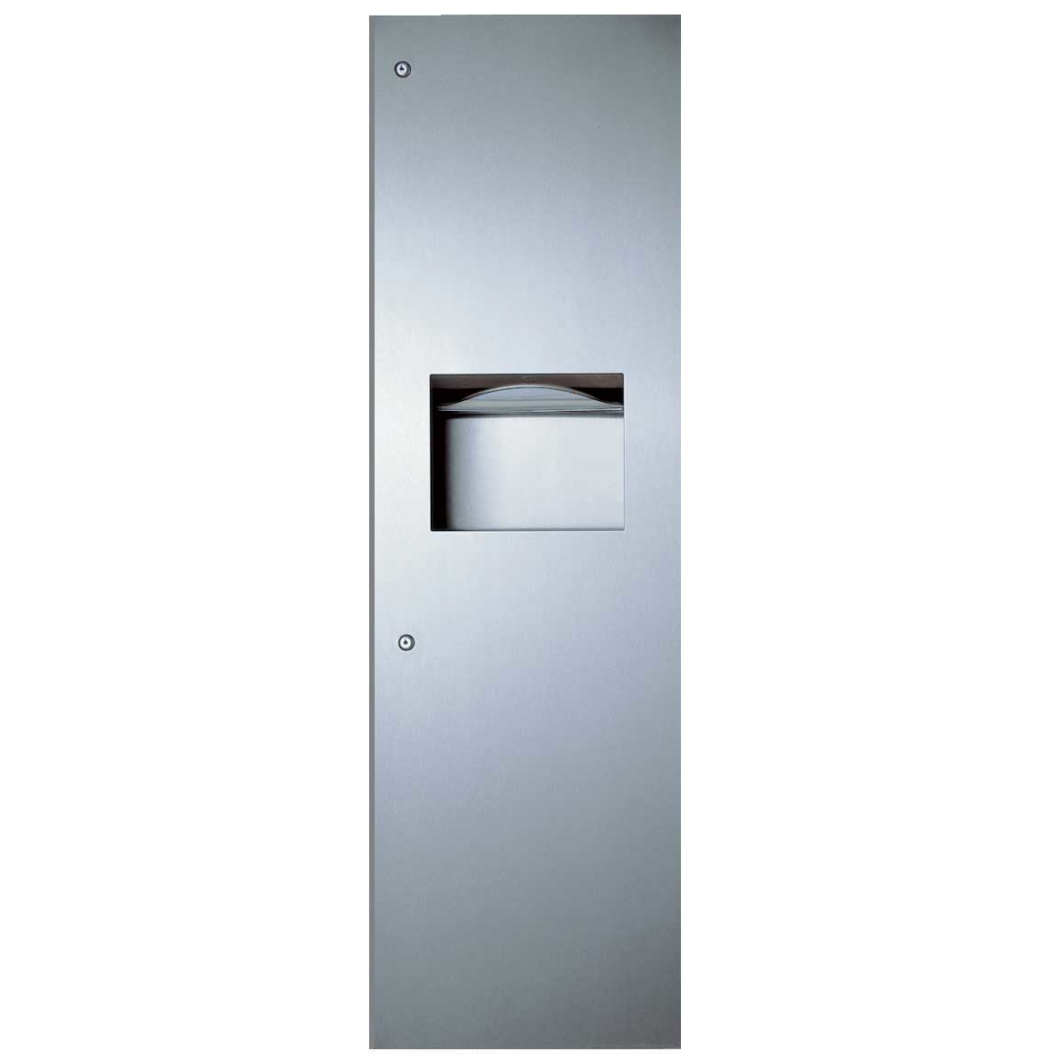 39003 Recessed Paper Towel Dispenser & Waste Receptacle
