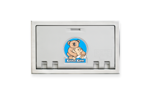 KB100-00ST Baby Changing Station Closed