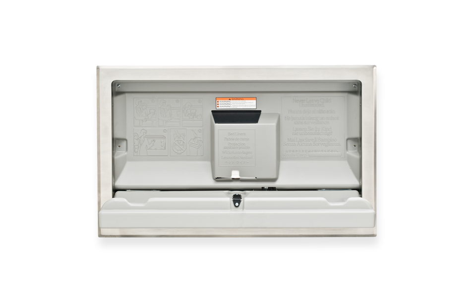 KB100-00ST Baby Changing Station