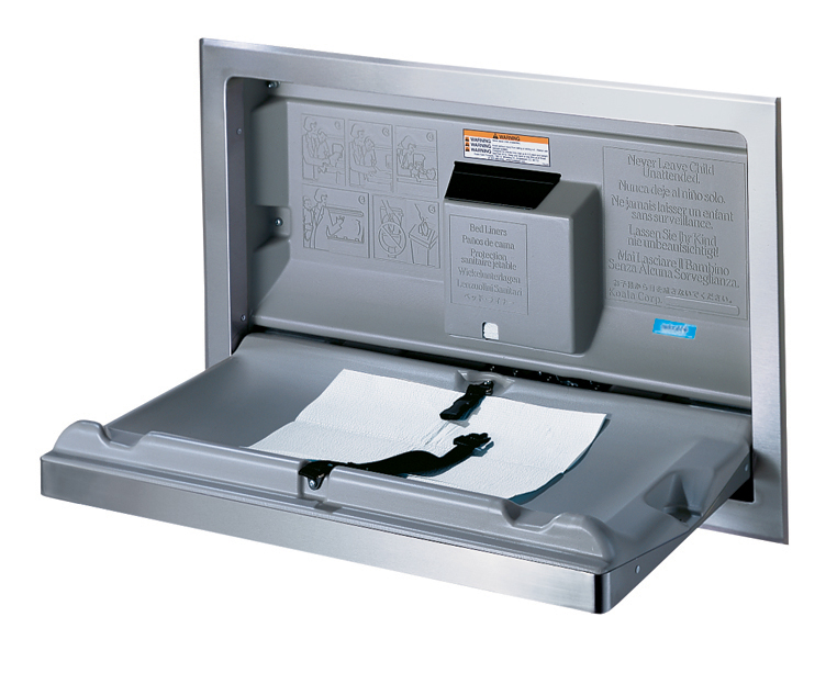 KB110-SSRE Baby Changing Station