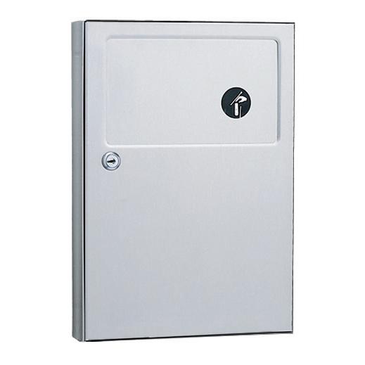 254 Surface Mounted Sanitary Napkin Disposal