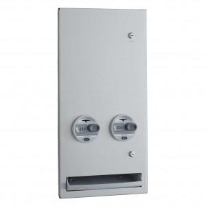 37063-25 Recessed Sanitary Napkin Dispenser - 25¢