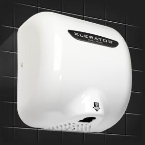 Xlerator® XL-BW - White Polymer Cover