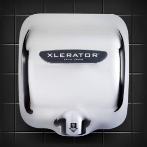 Xlerator® XL-C - Chrome Plated Cover