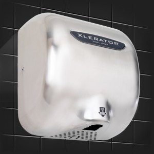 Xlerator® XL-SB - Brushed Stainless Steel Cover