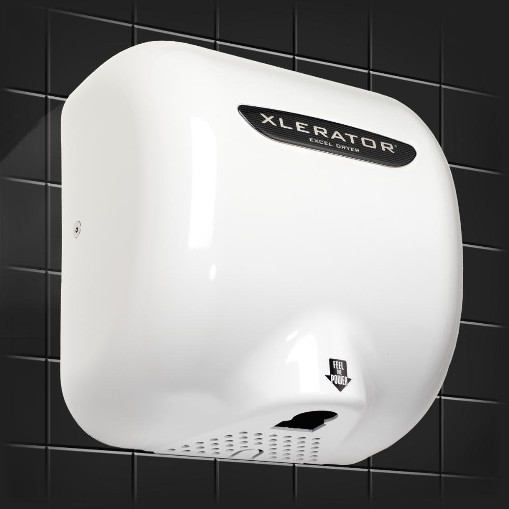 Xlerator® XL-W - White Epoxy Painted Cover