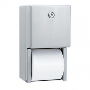 2888 Surface Mounted Multi Roll Toilet Paper Holder